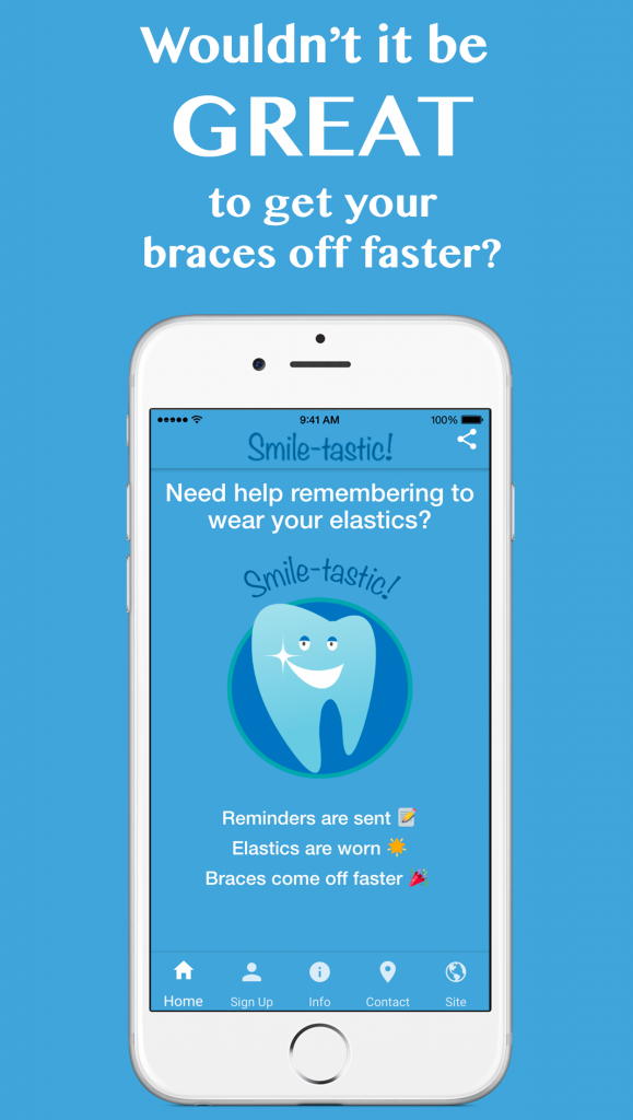 Compliance App for Orthodontists
