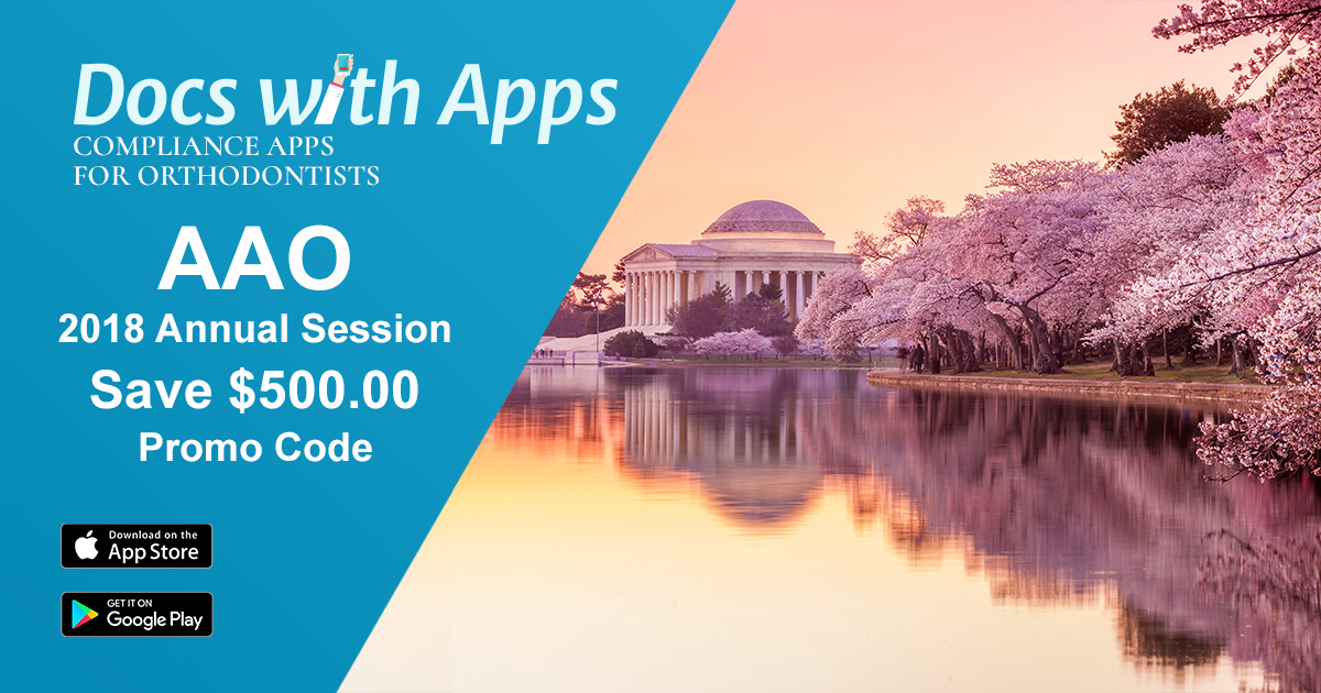 AAO 2018 Annual Session Promo Code