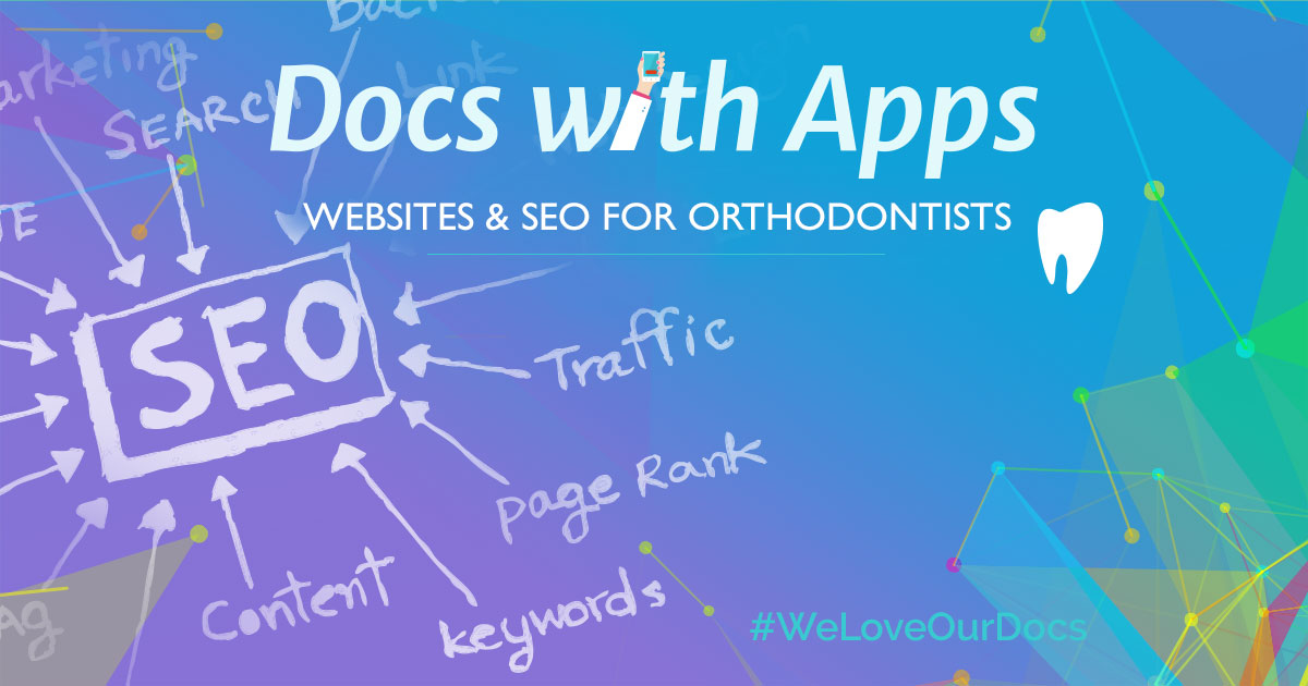announcement of SEO Services for Orthodontists